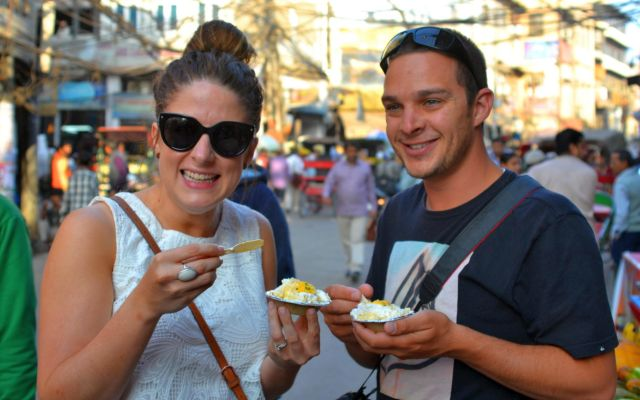 Food tour in Amritsar