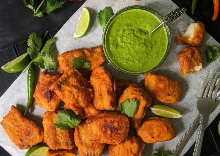 Makhan fish, Famous food in Amritsar